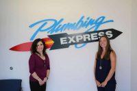 Flatley's Plumbing Express Office Team.jpg